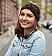 Oma Bibis Turban-Stirnband Größe L | braun