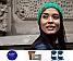 DIY Beanie Kickflip 3. mosaikblau (Fb 065)