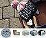 DIY Kinder-Ohrenklappenmütze Cupcake inkl. Nadeln | marine (Fb 3409), schneeweiß (Fb 3100), eisblau (Fb 36277)