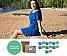 DIY Strandkleid Riviera lindgrün (Fb 132) | ohne Nadeln