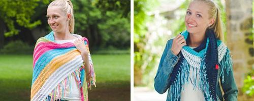 Sommermodelle stricken & h�keln