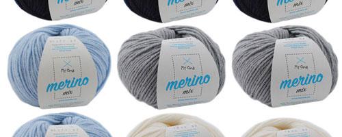 Merino-Wollmixe bei MyOma!